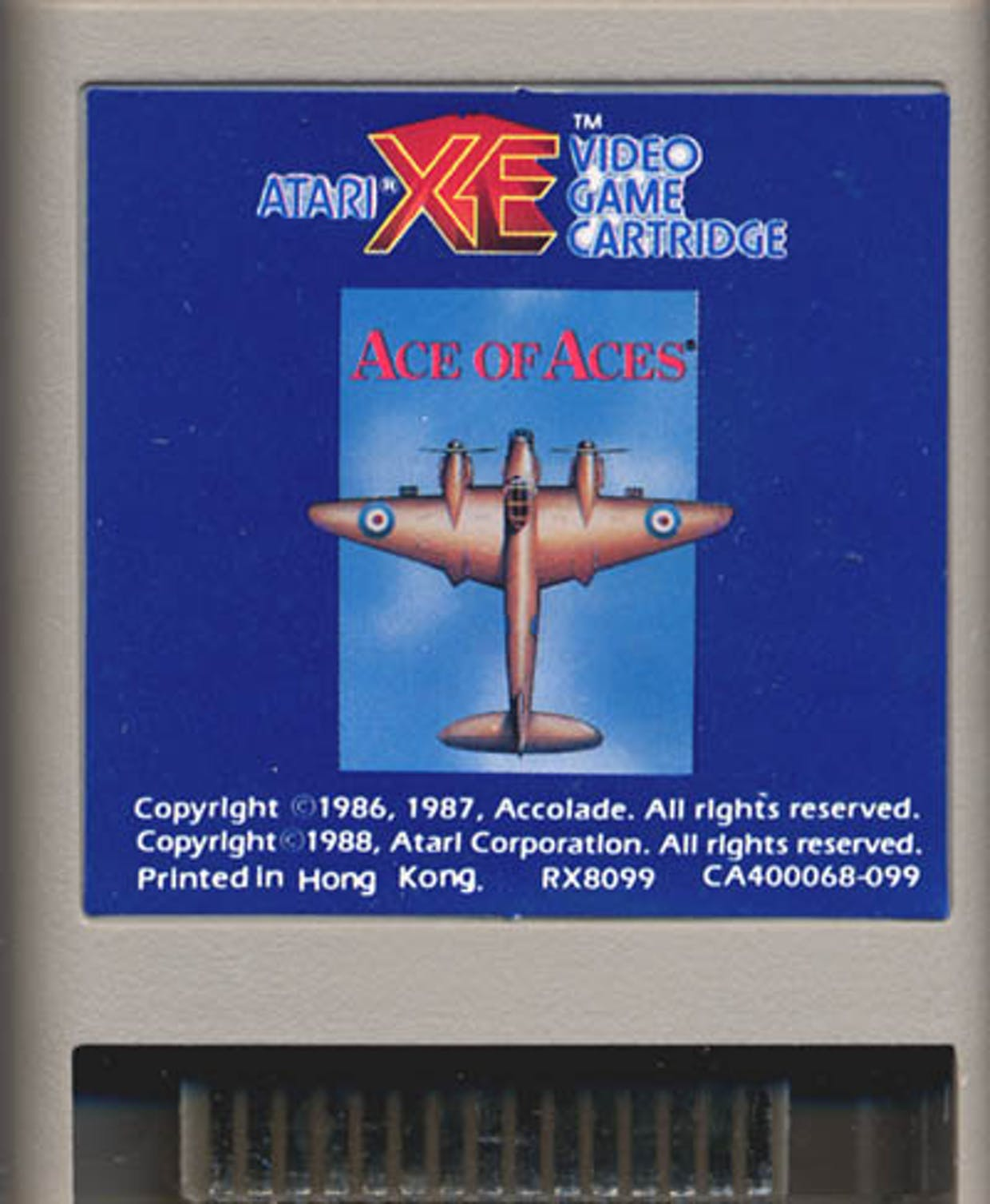 Image result for Ace of Aces XE cart