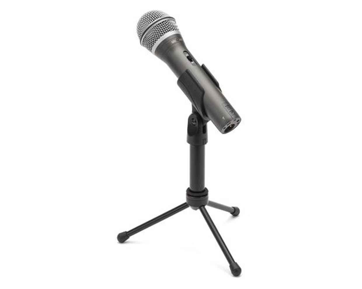 What's a good beginner microphone to start off with?