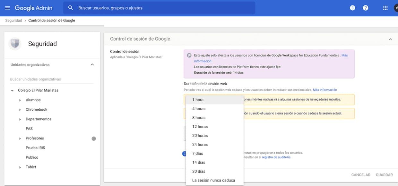 Pregunta saben como hacer para que los navegadores chrome en pc no recuerden ninguna cuenta de los alumnos. Es decir al iniciar session no tengan una lista de correos de usuarios ?