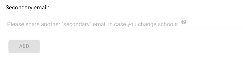 Buenos días, querría preguntarles una duda que me surge. Tengo todas las certificaciones de google hechas con el correo corporativo de mi centro. ¿Habría la posibilidad de cambiar todas mis certificaciones y acceso a la plataforma de educadores de google a un correo personal? ¿sería recomendable cambiarlo?