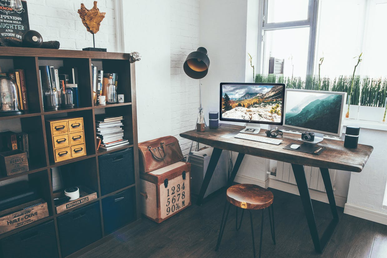Anyone have an office space that looks this awesome?!