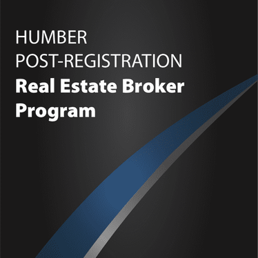 Real Estate Broker Program
