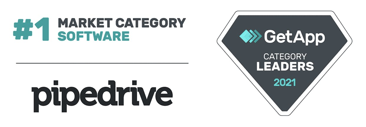 Pipedrive wins as Category Leader in Gartner Digital Market's Report