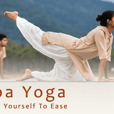 Upa Yoga Support