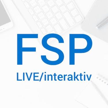 FSP LIVE-Training (Humanmedizin)