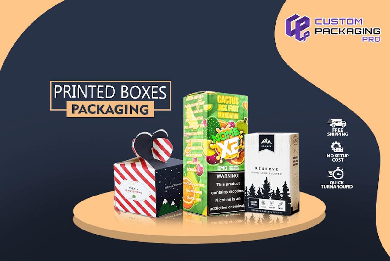 Printed Boxes Packaging