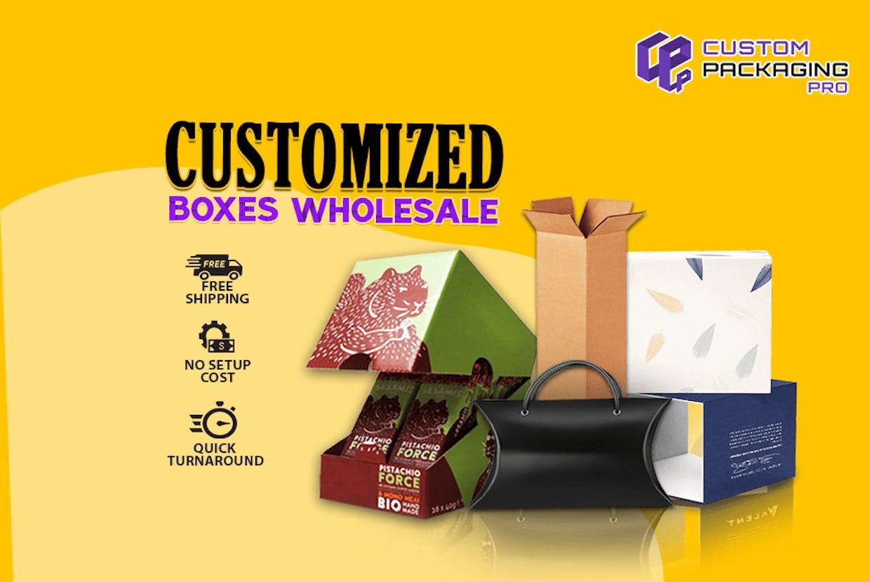 Customized Boxes Wholesale
