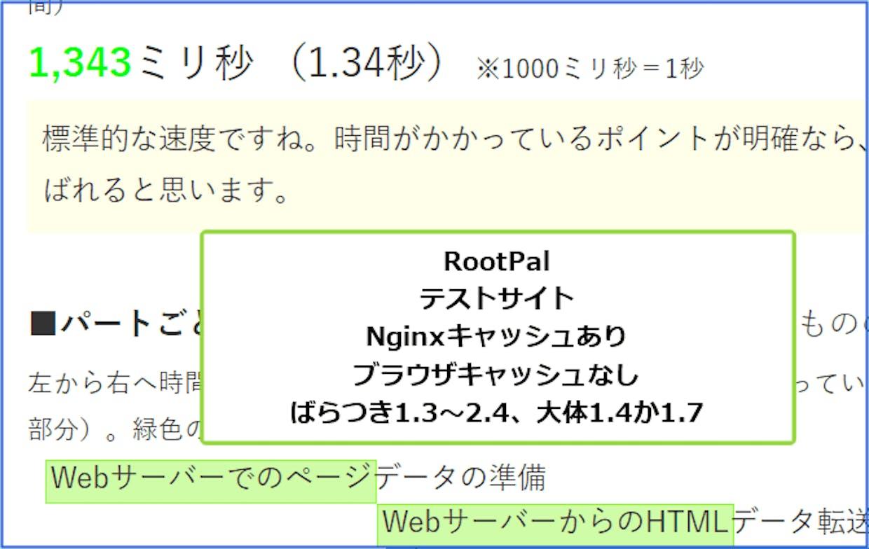 手持ちに日本のレンタルサーバーテスト環境がないです