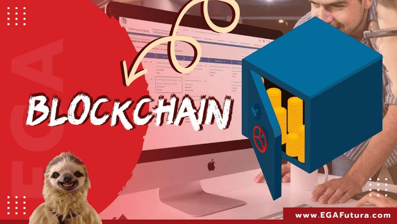 Cómo funciona una cadena de bloques o Blockchain?