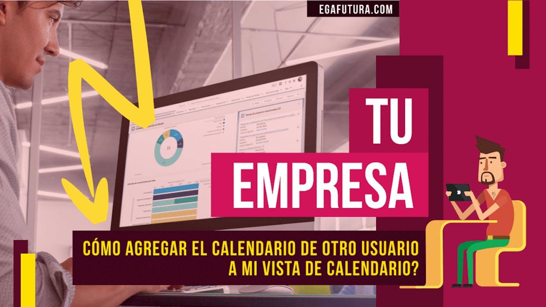 Como acceder al calendario de otro usuario?