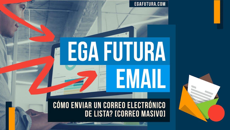 Como hacer un mail masivo o un envio grupal de correo electronico a todos mis contactos?