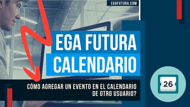 Como agregar un Evento en el Calendario de otro Usuario o de otra persona dentro de mi empresa?