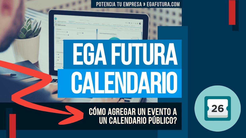 Como agregar un Evento a un Calendario público?