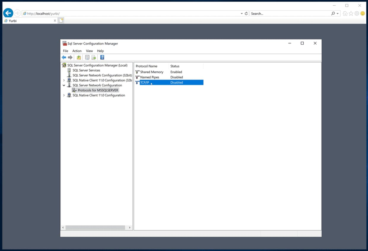 Does DashboardFox support SQL Express as a data source,  I'm unable to connect?
