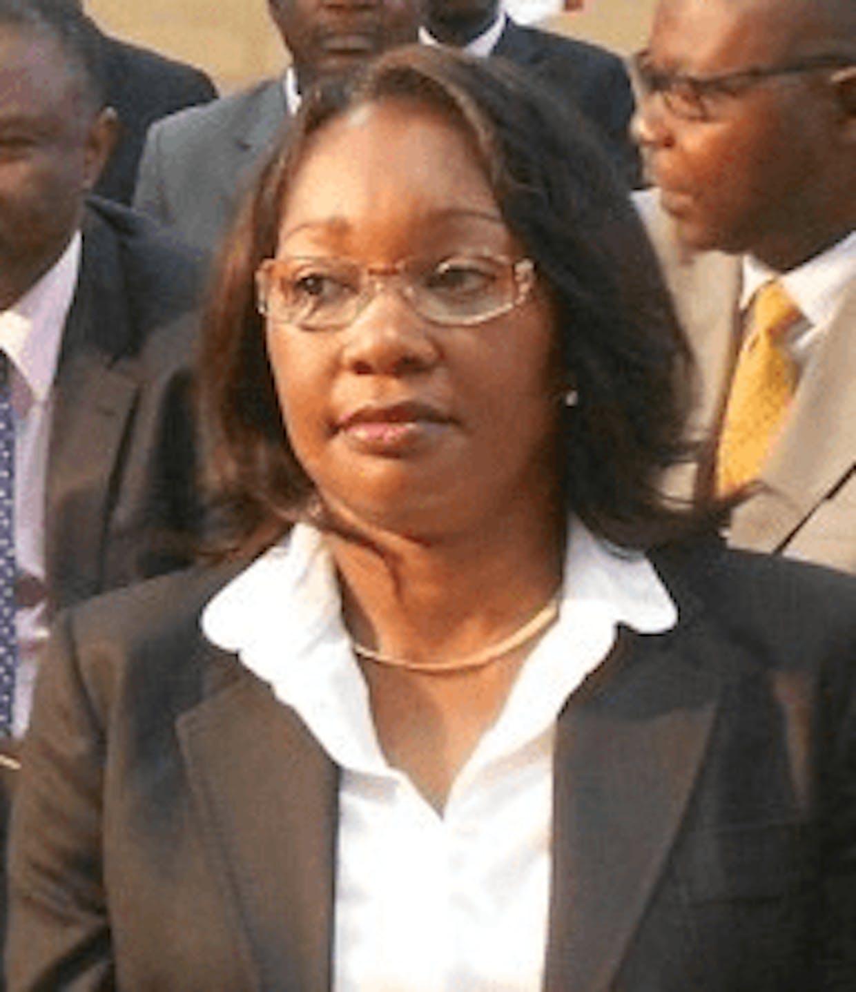 Delphine Edith Emmanuel née Adouki