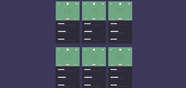 Kartochkalar 2D formatda