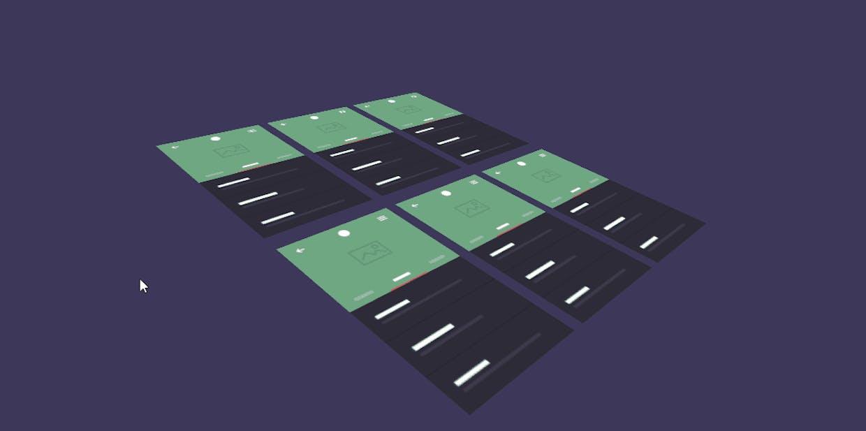 3D o'lchovdagi kartalar