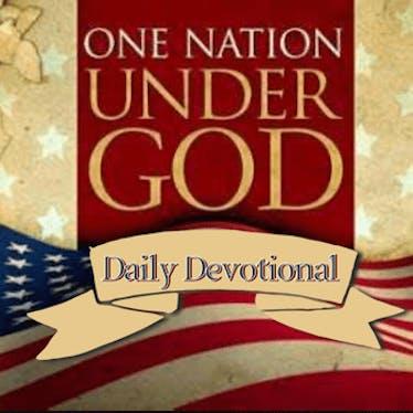 One Nation Under God Daily Devotional