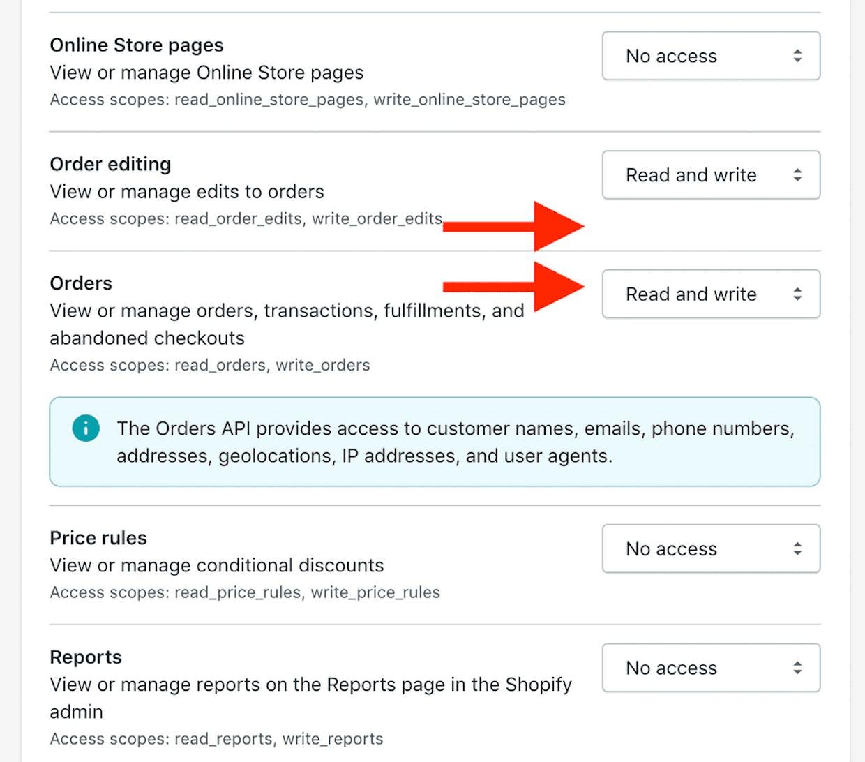 Wie kann ich eine Private App bei Shopify erstellen?