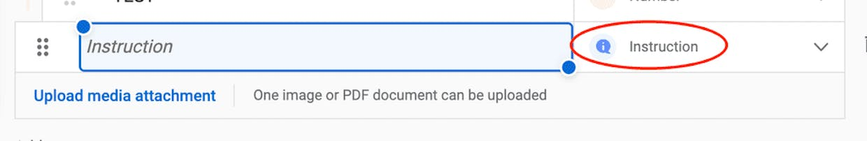 Is it possible to link documents from company servers to inspection checklists e.g. SOP's or drawings, so the user can refer to the documents.