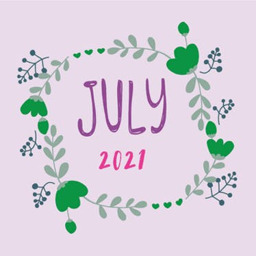 Moms of July 2021
