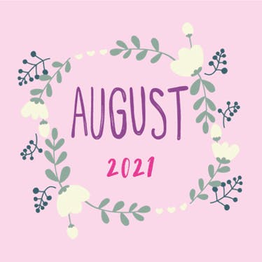 Moms of August 2021