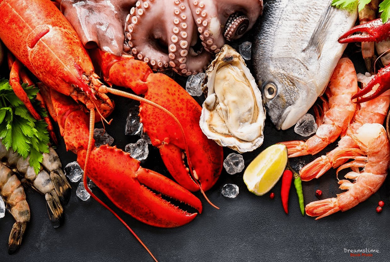 seafood demand and consumption