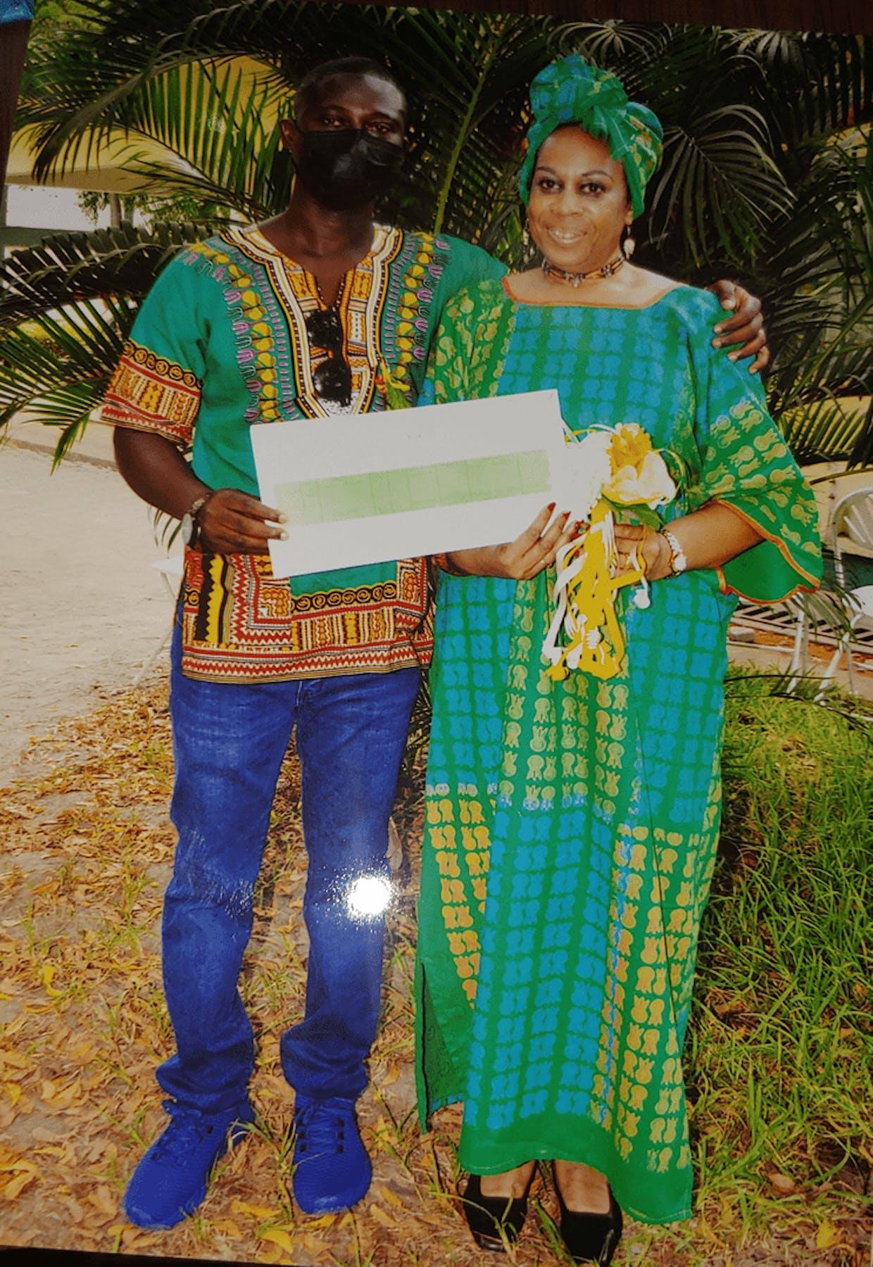Ibrahim & Christine Owusu Ansah