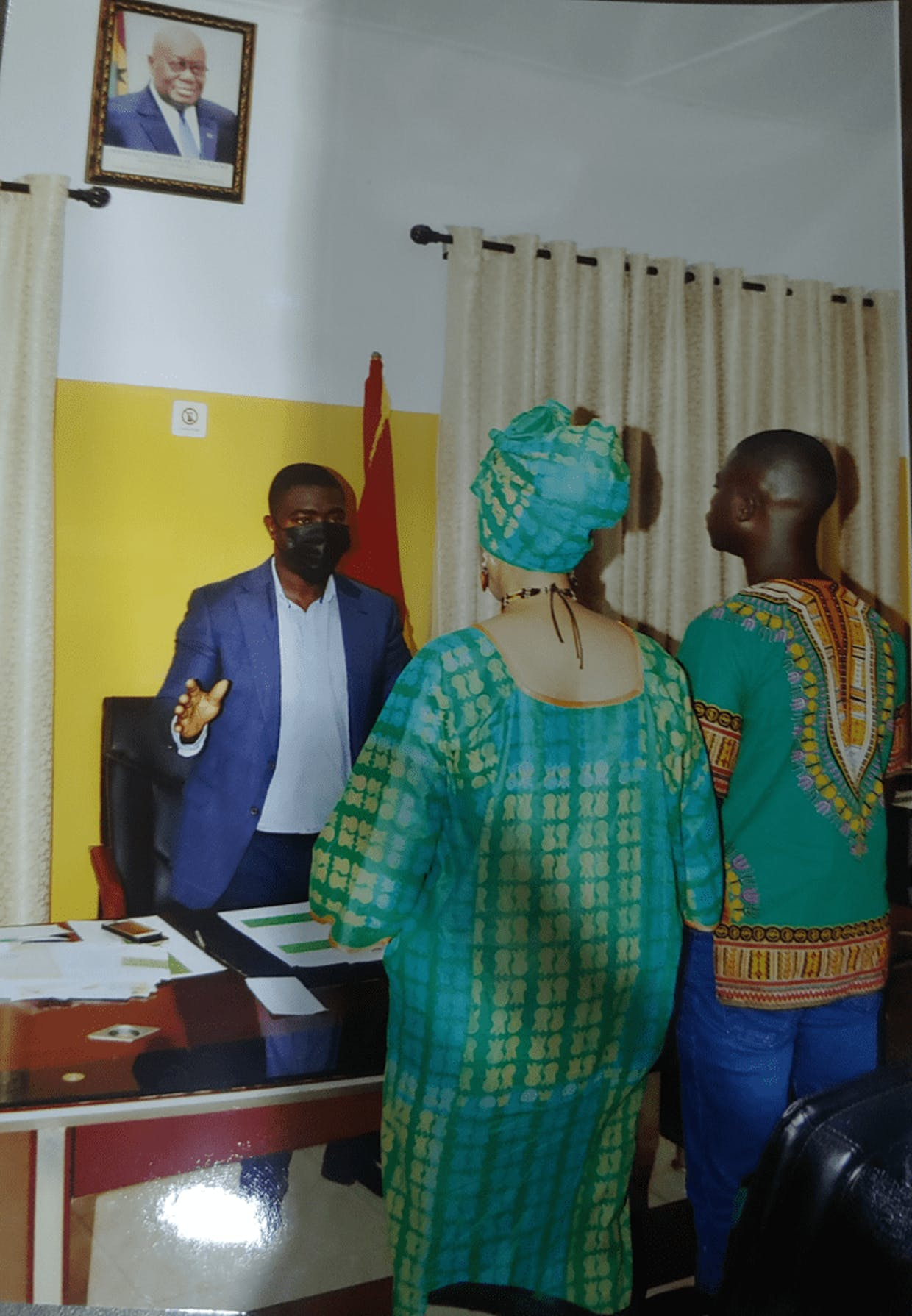 Counselor of Ghana