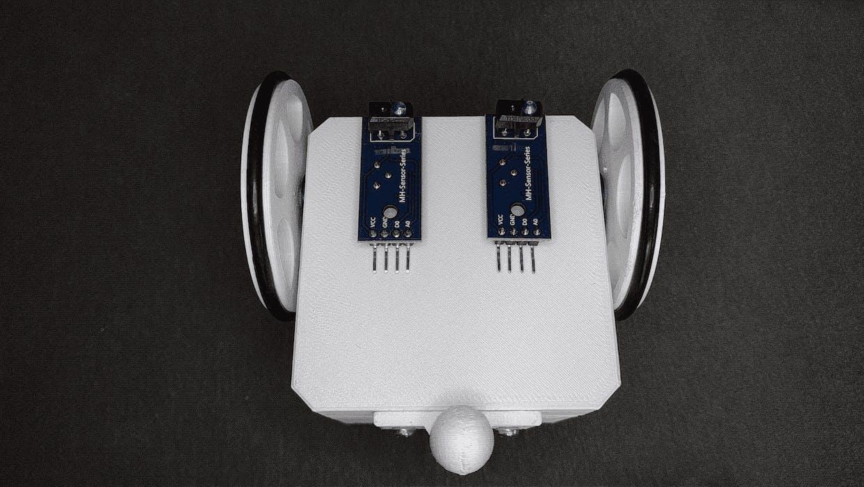 Line Tracking IR Sensors
