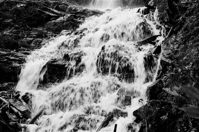 Fall Creek by Lake Wenatchee