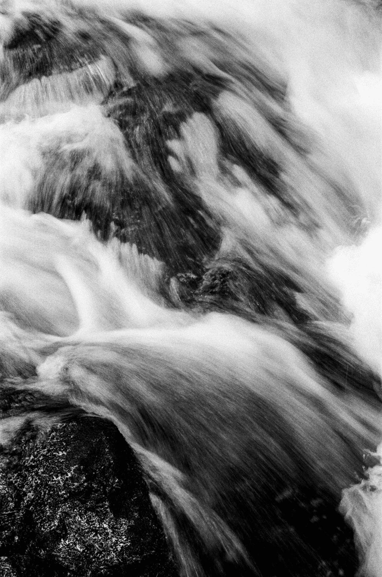 Silver Falls by Entiat