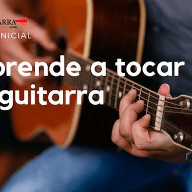 Aprende a tocar la guitarra