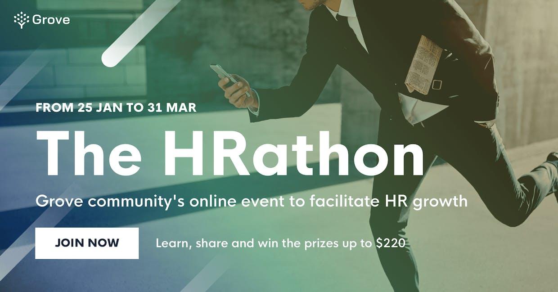 The HRathon 2021