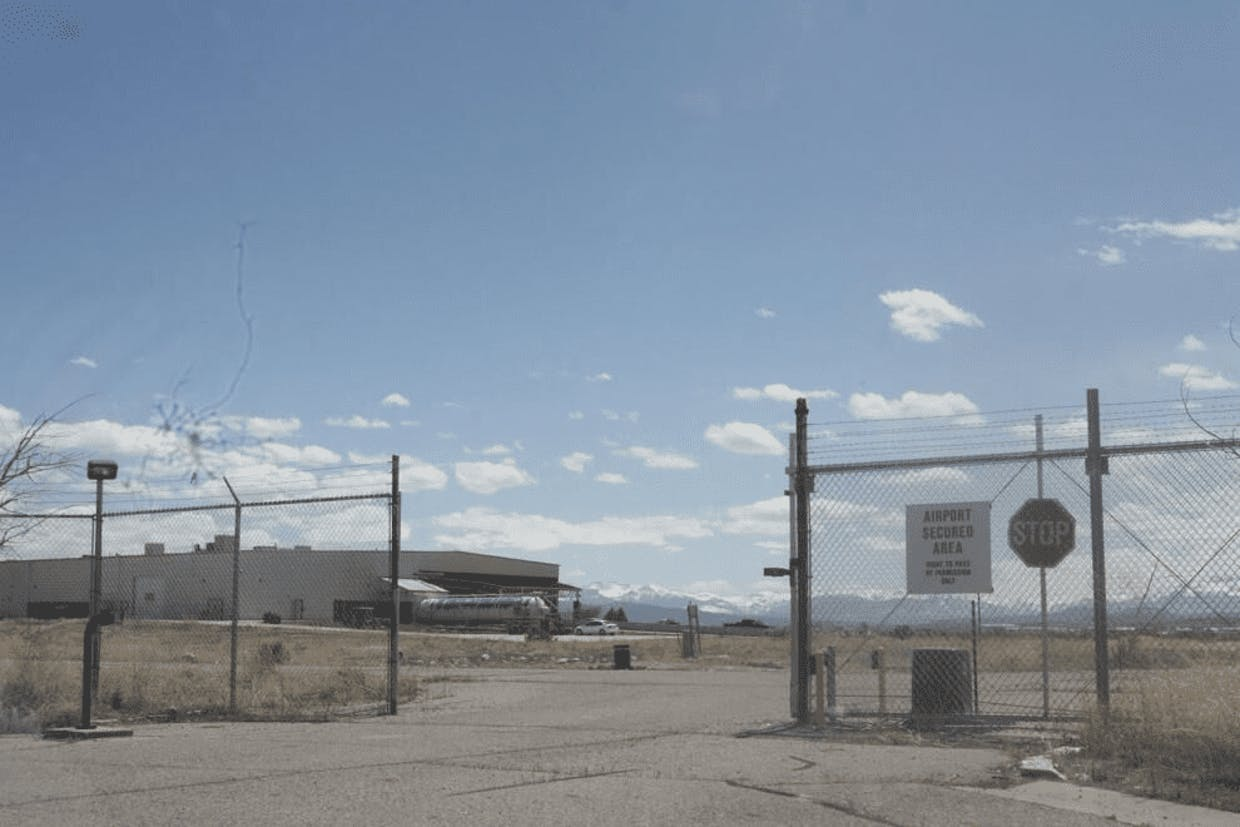 One Creative Place, where CO Fire Aviation wants to move their home base. (Montrose Daily Press)