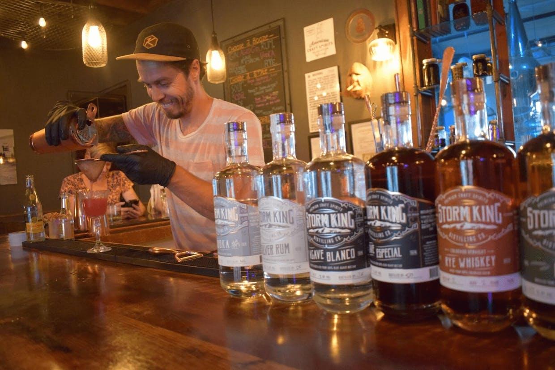 Storm King Distillery