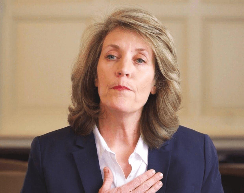 Candidate Kellie Rhodes (D)