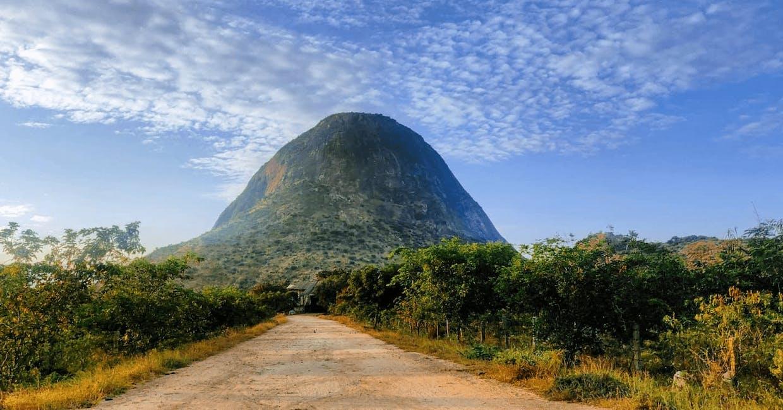 Sootu Pothu Malai Entrance View , Valliyur, Tirunelveli District
