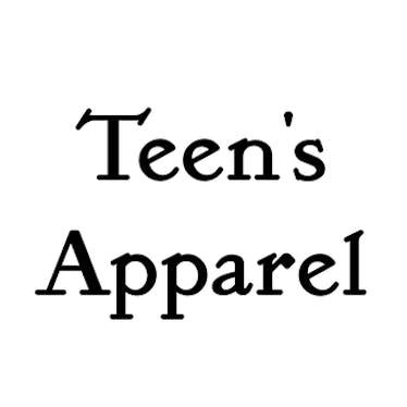 Teen's Apparel