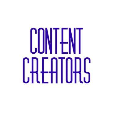 For Content Creator