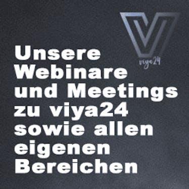 viya24   Webinare & Meetings