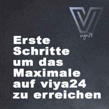 viya24   Erste Schritte ...