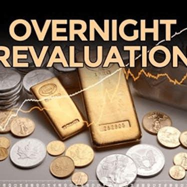 Precious Metals & Net Worth Development