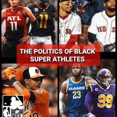 BLACK SUPER ATHLETES