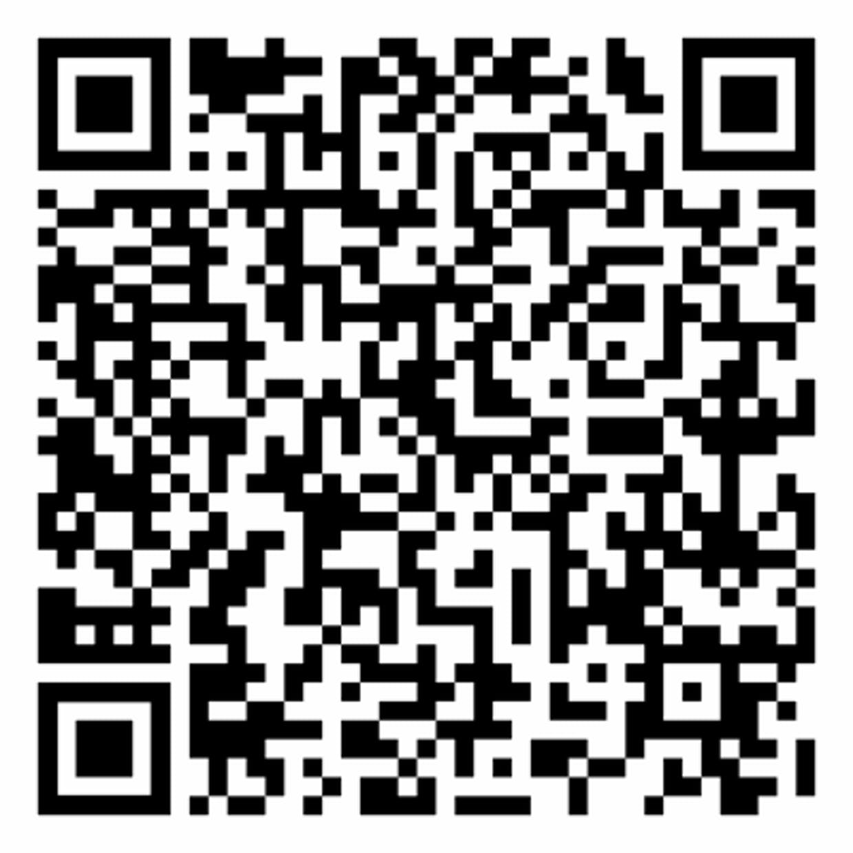 QR Code for the application