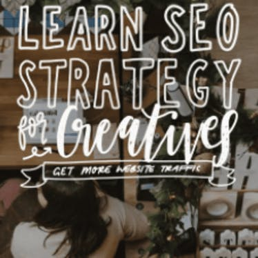 From the blog: Learn SEO Strategy For Creatives