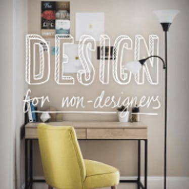 From the blog: Design For Non-Designers