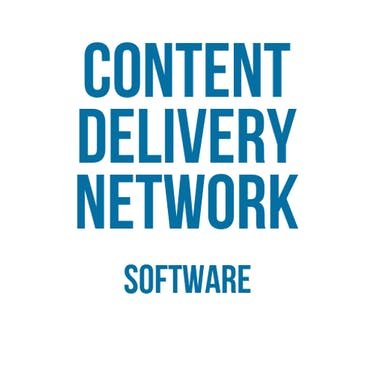 Content Delivery Network (CDN) Software
