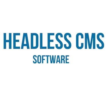 Headless CMS Software