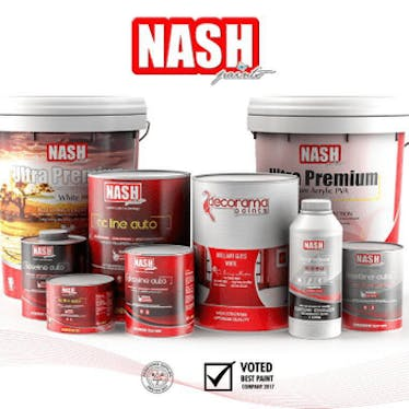 Nash Paints